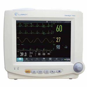 monitor multiparamétrico de ECG