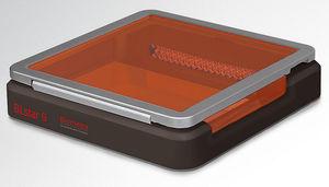 transiluminador para eletroforese em gel