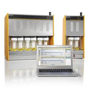 extrator de laboratório de Soxhlet
