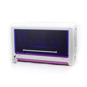 sistema automático de preparação de amostras por coloração
