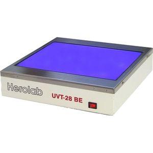 transiluminador para sistema de documentação de gel