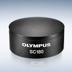câmera para microscópio de laboratório