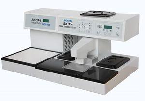 sistema automático de preparação de amostras de inclusão