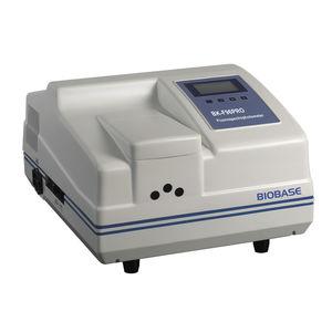 espectrofotômetro de fluorescência
