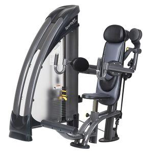 aparelho de musculação para elevação lateral
