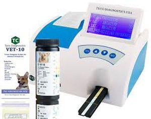 analisador de urina automático