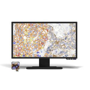 módulo de software de análise de imagens