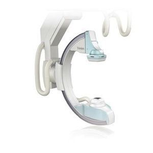 sistema de fluoroscopia