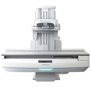 sistema de radiofluoroscopia