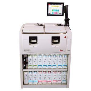 sistema automático de preparação de amostras de tecidos