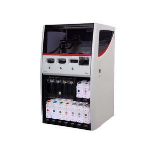 sistema automático de preparação de amostras manual