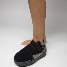 sandálias de pós-operatório de sola semirrígida