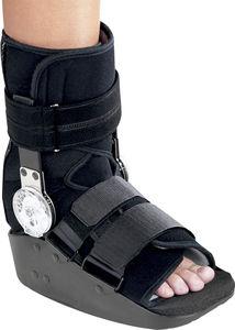 bota imobilizadora curta