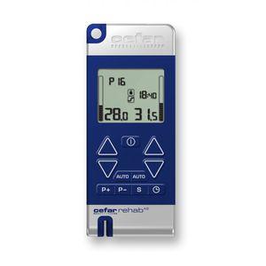 eletroestimulador / de mão / TENS / NMES