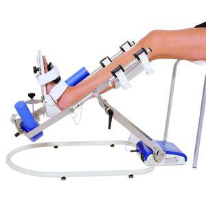 aparelho de CPM de tornozelo