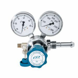 regulador de pressão de gás / duplo / de dois estágios