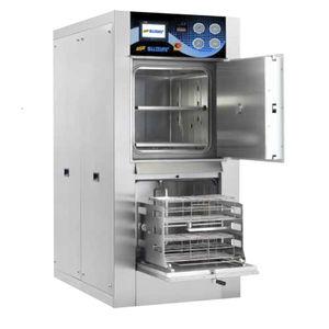 lavadora-esterilizadora para a indústria farmacêutica