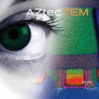 software para microscópio electrônico de transmissão