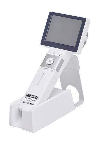 câmera para oftalmologia