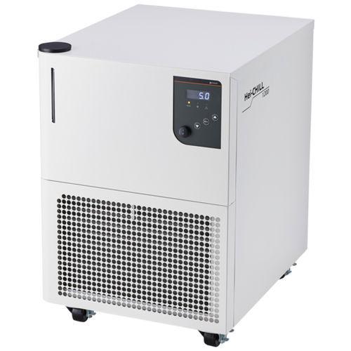 resfriador de laboratório com rodízios