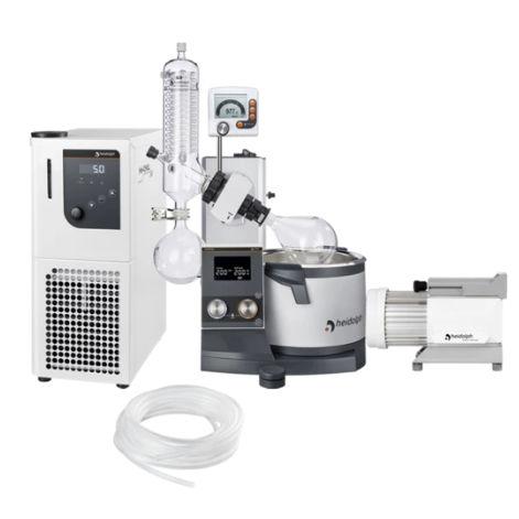 evaporador de laboratório