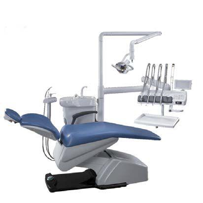 conjunto odontológico com cadeira de acionamento elétrico