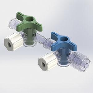 manifold para infusões múltiplas com 2 vias