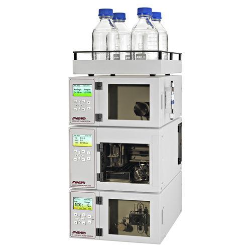 sistema de cromatografia HPLC