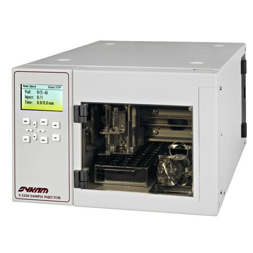 amostrador automático para HPLC
