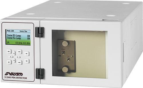 detector de cromatografia HPLC