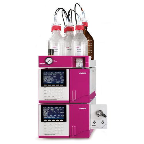 analisador de aminoácidos manual