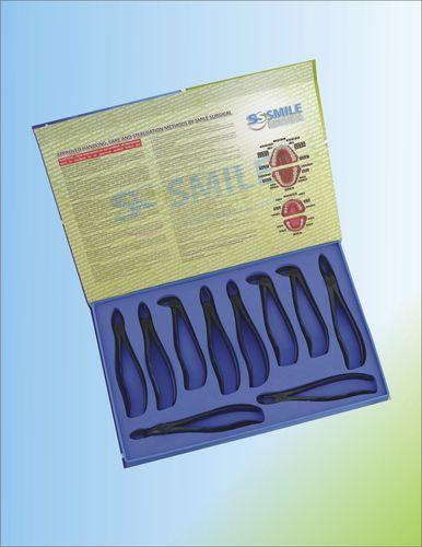 fórceps odontológico para raízes dentárias