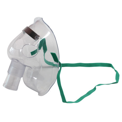 máscara de oxigênio infantil