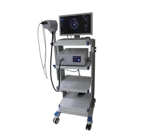 sistema de imagens endoscópicas EUS / para esofagoscopia / para colonoscopia