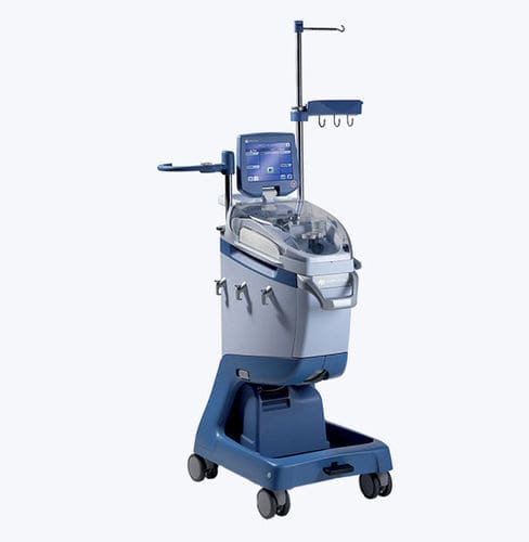 sistema de autotransfusão intraoperatório
