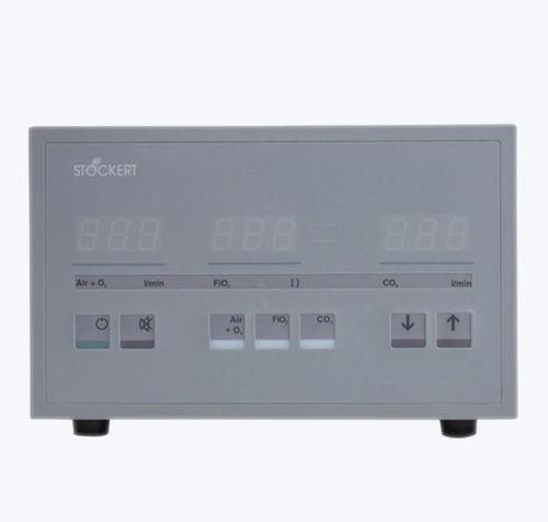 misturador de gases O2