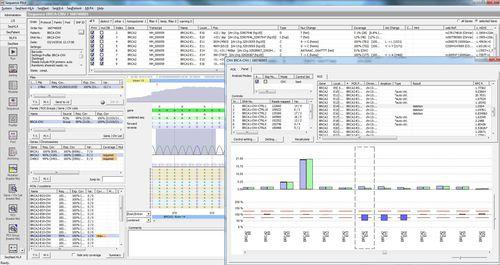 módulo de software para sequenciamento NGS