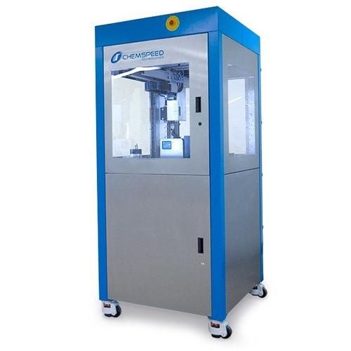 sistema automático de preparação de amostras totalmente automatizado