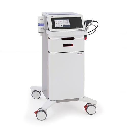 gerador de ondas de choque extracorpóreas para tratamentos ortopédicos
