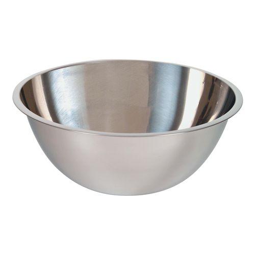 balde a chute em aço inoxidável