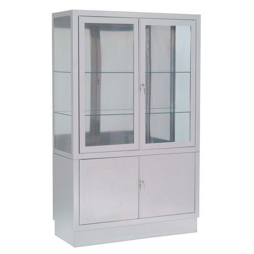 armário vitrine para instrumentos
