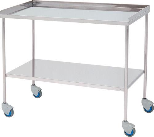 mesa auxiliar para instrumental