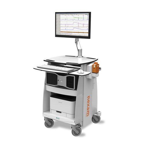 sistema de urodinâmica computadorizado