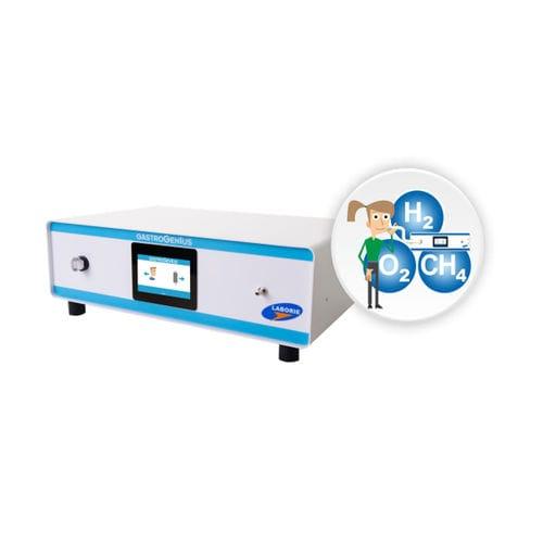 aparelho de teste de hidrogênio expirado
