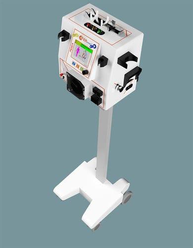 máquina de aférese terapêutica