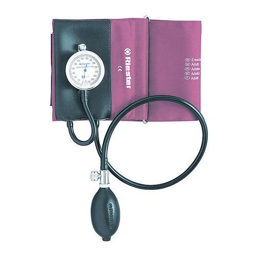 esfigmomanômetro com braçadeira de 2 tubos