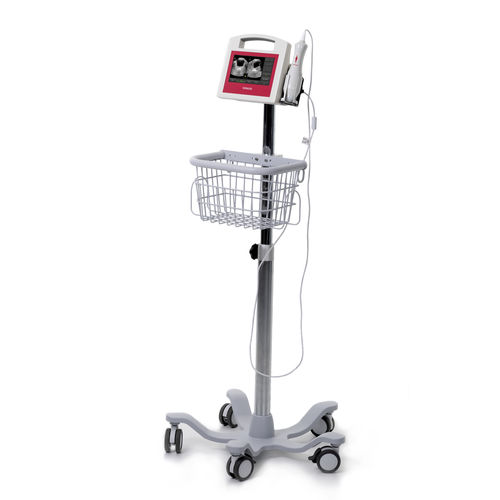 aparelho de ultrassom de bexiga portátil com carrinho