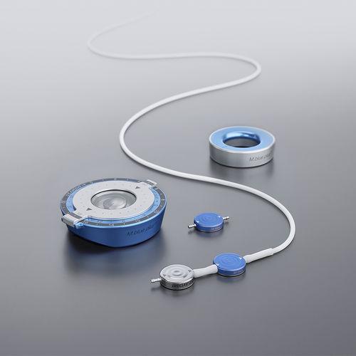 válvula de derivação para hidrocefalia de pressão variável