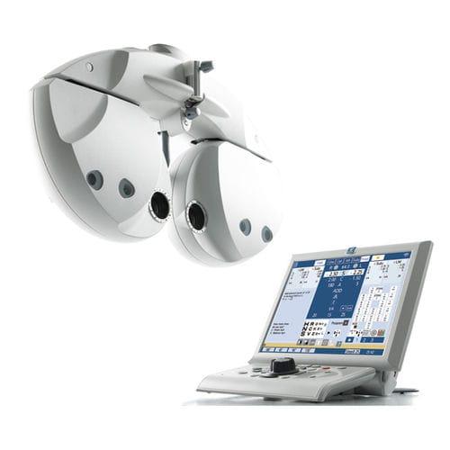 refrator oftalmológico digital