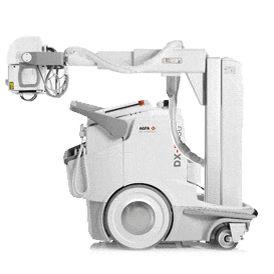 unidad movil de radiologia digital